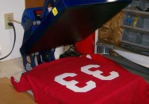 Sports Jersey Printing Singapore