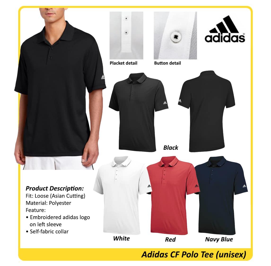 Adidas Golf Polo Tee