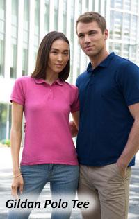 Gildan Polo Tee Singapore