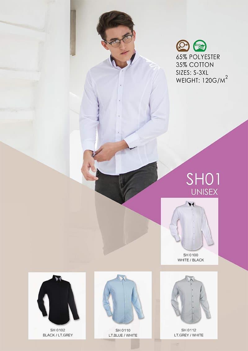 Longsleeve-button-shirt