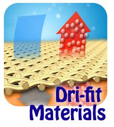 Dri-fit Materials