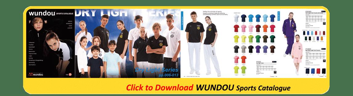 Wundou Sport Catalogue