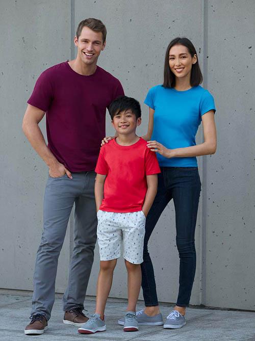 Gildan Premium Cotton Roundneck T shirt Singapore