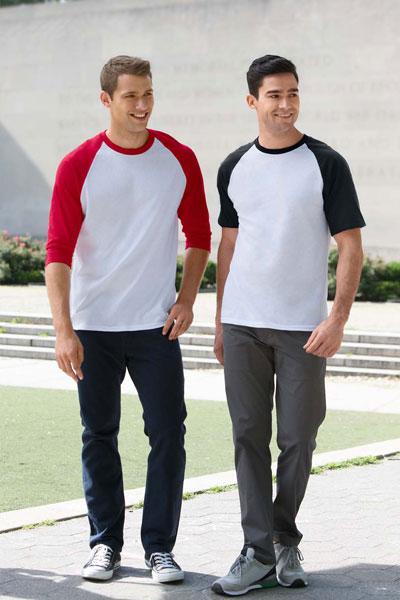 Gildan Raglan Tshirt Singapore