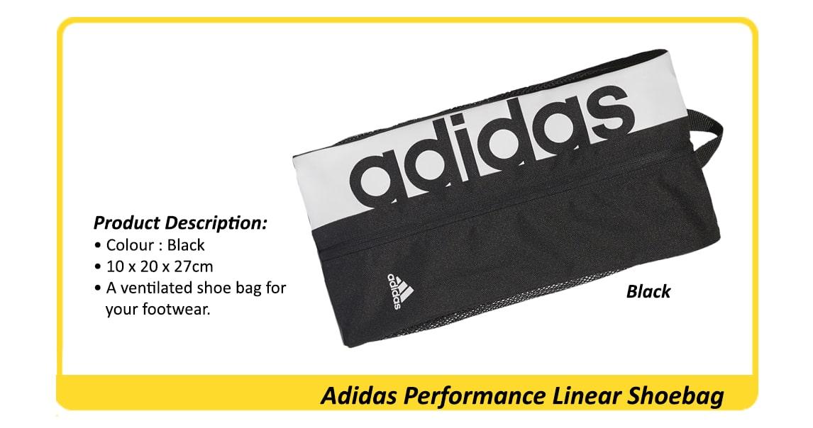 Adidas Shoebag