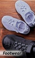 Menu-Footwear